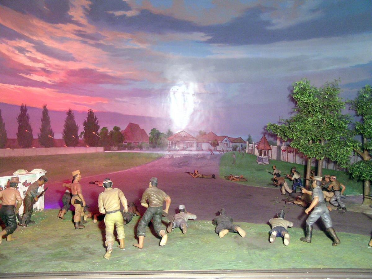 7 Oktober 1945: Pertempuran Kotabaru