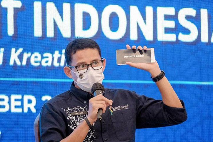 Sandiaga: Potensi game di masa depan luar biasa bagi ekonomi Indonesia
