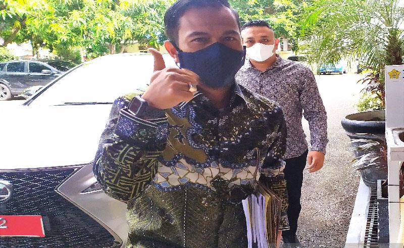 Pimpinan DPRA dicecar seputar pengadaan Kapal Aceh Hebat oleh KPK