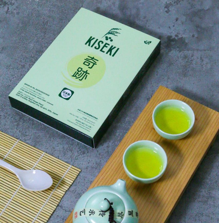 Biogreen Science membawa rahasia umur panjang penduduk Okinawa ke Indonesia melalui KISEKI