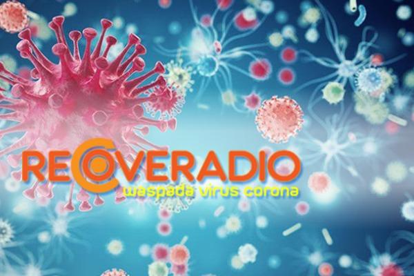 RECOVERADIO salurkan informasi, interaksi, dan komunikasi bagi masyarakat terdampak Covid-19