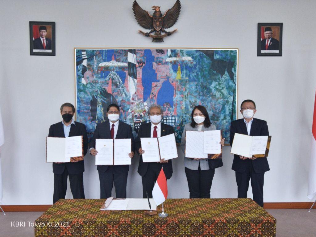 DukungUMKM Indonesia, Dubes Heri Akhmadi inisiasi pembentukan SME Center di Tokyo