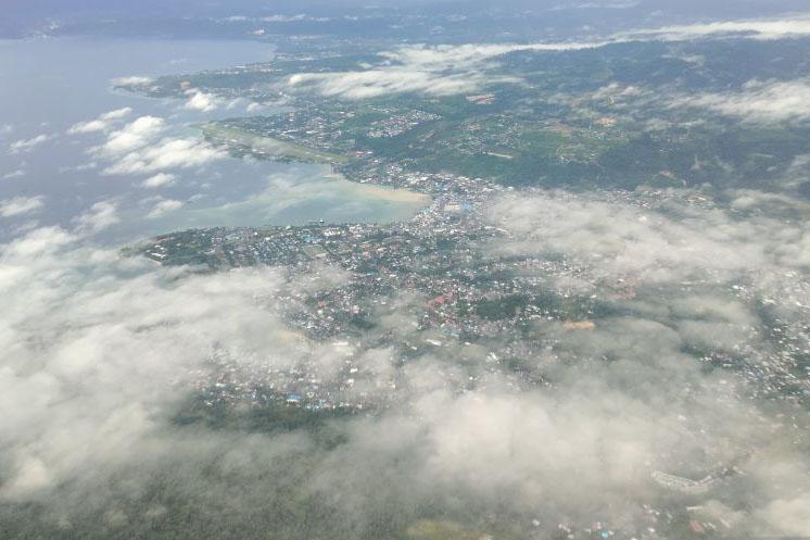 BMKG jelaskan penyebab cuaca panas di bagian wilayah Papua Barat