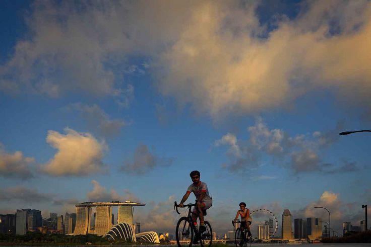 Singapura periksa lonjakan kasus COVID yang tidak biasa