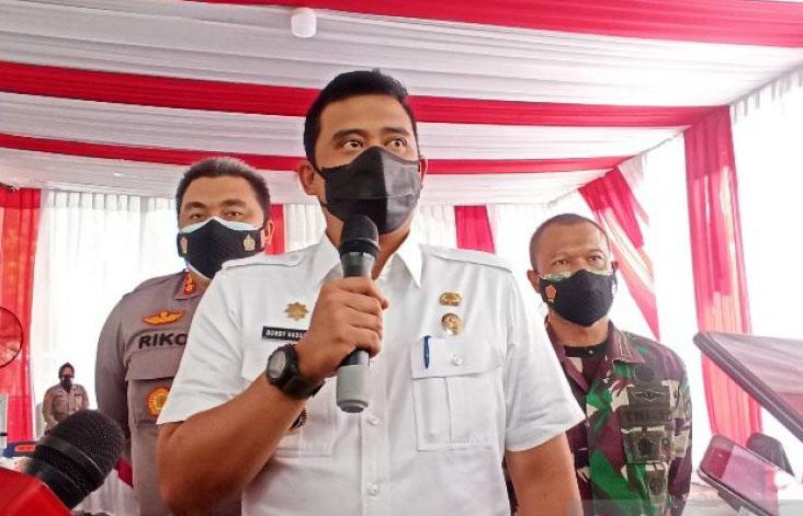 Wali Kota: Medan menuju PPKM level 1 dengan percepatan vaksinasi