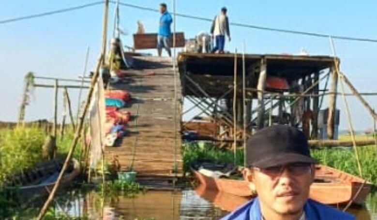 Puluhan rumah warga di Ogan Ilir rusak diterjang puting beliung