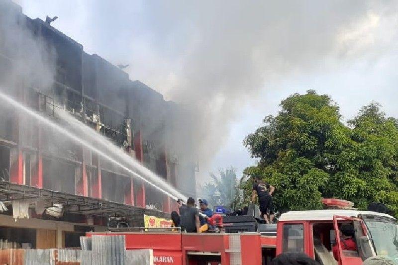 Kebakaran di Abepura akibatkan tiga korban meninggal
