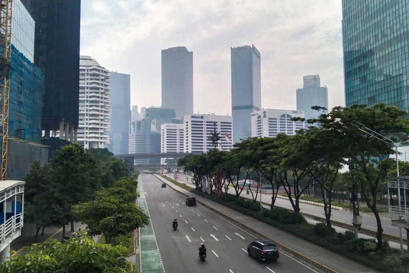 BMKG: Sebagian besar kota di Tanah Air berawan