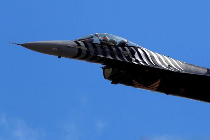 Parlemen AS prihatin dengan rencana penjualan F-16 ke Turki