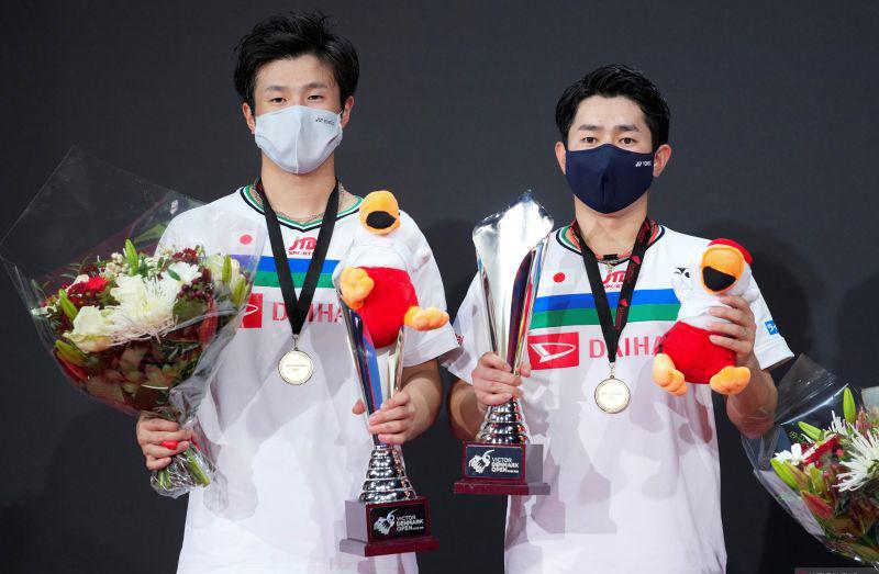 Hasil Denmark Open 2021: Jepang bawa tiga gelar, Axelsen juara