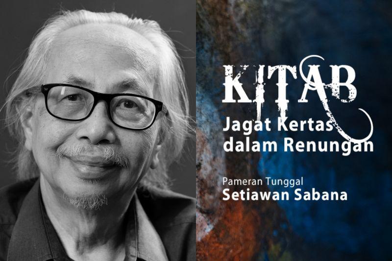 Seniman Setiawan Sabana gelar pameran tunggal di Galeri Nasional