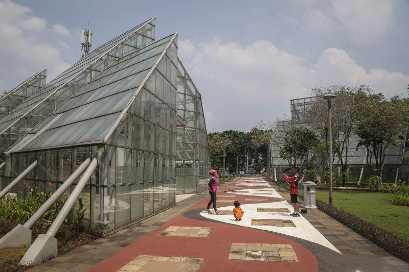 Pemkot Jakarta Pusat buka 50 RPTRA untuk umum