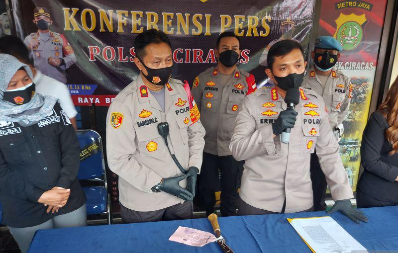 Satu tersangka begal handphone di Cipayung masih kritis