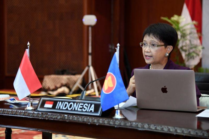 Menlu RI: Myanmar tidak harus kirim perwakilan politik di KTT ASEAN