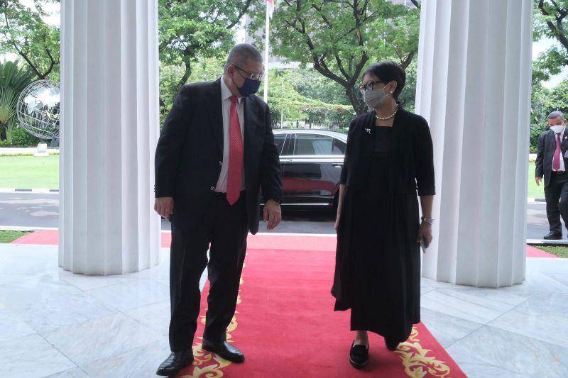 Indonesia-Malaysia khawatirkan potensi perlombaan senjata di kawasan