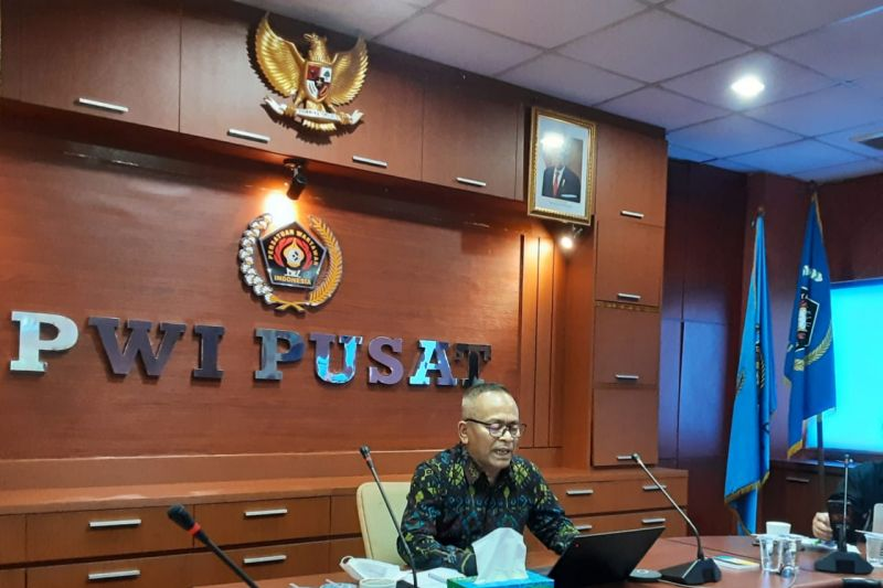 Ketum PWI tegaskan wartawan tidak tunduk pada UU Ketenagakerjaan