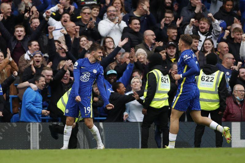 Mason Mount trigol, Chelsea gulung Norwich 7-0
