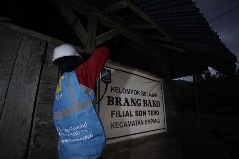 PLN investasikan Rp10,5 miliar listriki empat dusun di Pulau Sumbawa