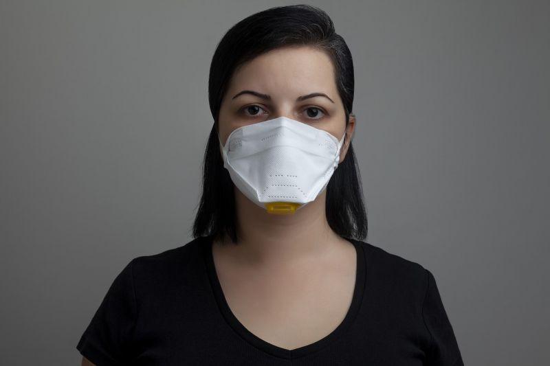 Respirator bisa bantu kurangi risiko terkena pajanan polusi udara