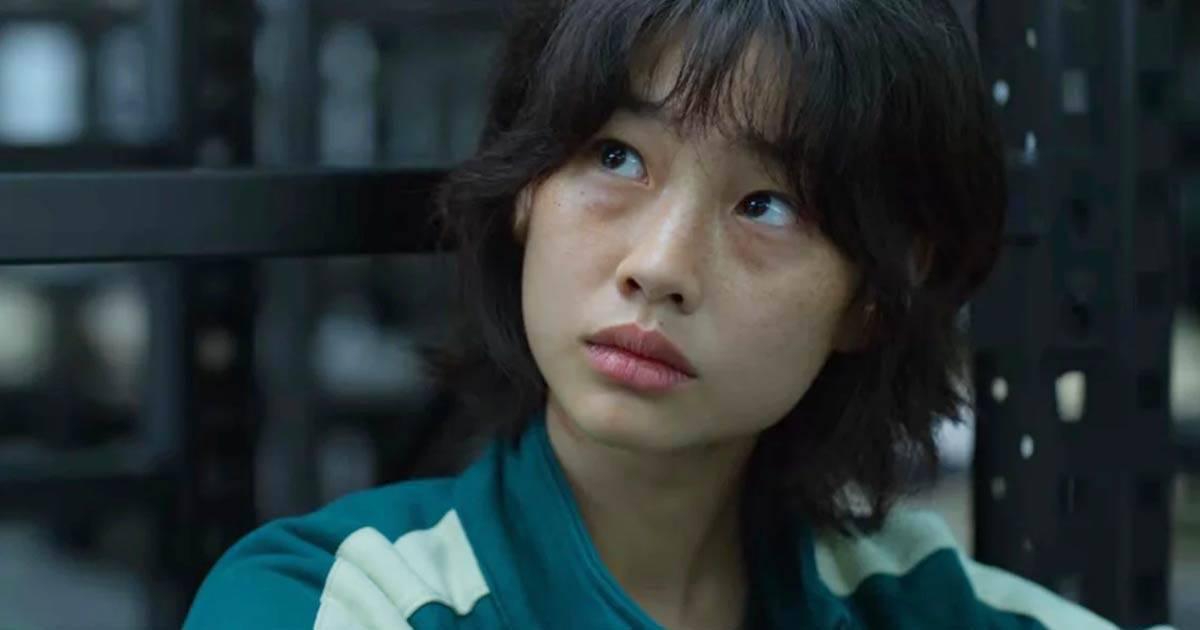 Aktris `Squid Game` Jung Ho Yeon menjadi duta global Louis Vuitton