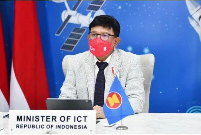 Dukung transformasi digital ASEAN, Menkominfo:Indonesia tekankan 4 pandangan