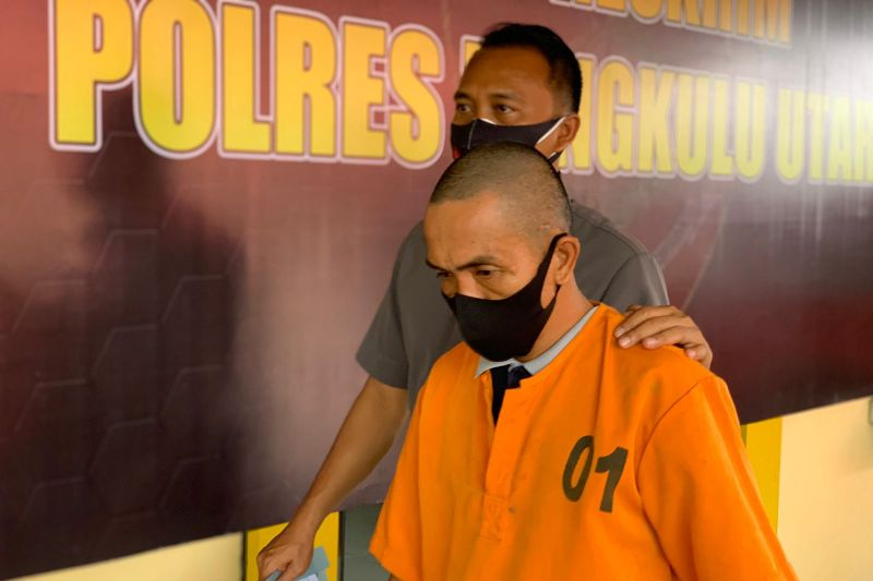 Polisi tangkap Kades di Bengkulu tersangka korupsi DD Rp287 juta