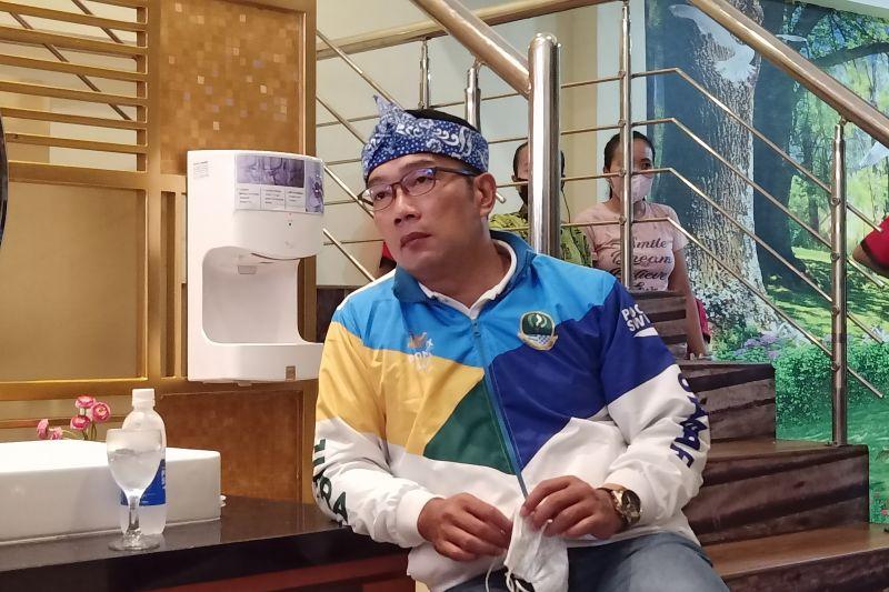 Ridwan Kamil ungkap skenario sport sains penunjang prestasi Jabar