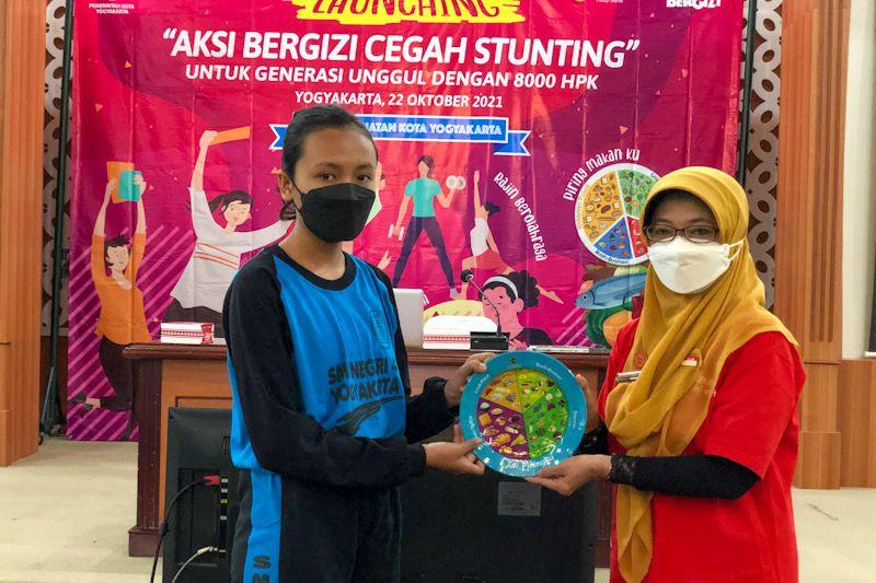Yogyakarta luncurkan program Aksi Bergizi cegah anemia pada remaja