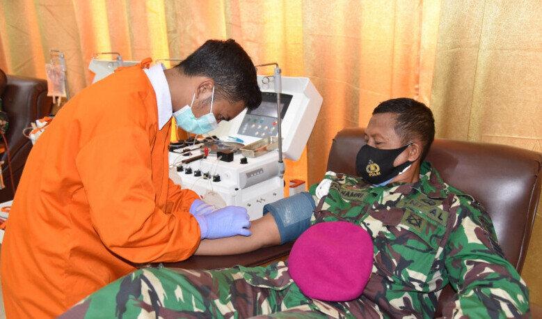Stok plasma konvalesen DKI Jakarta cukup karena permintaan berkurang