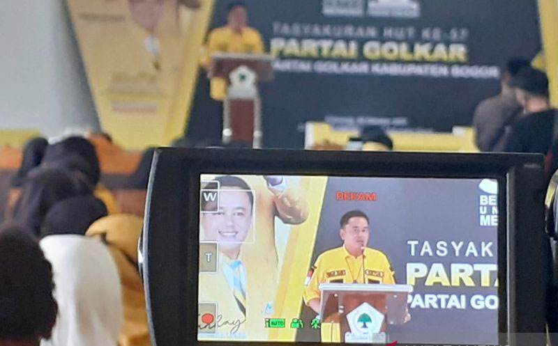 Golkar Bogor usung Wawan Hikal maju Pemilihan Bupati 2024