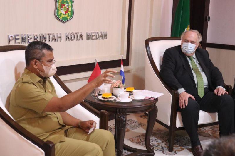 Belanda tawarkan kerja sama perdagangan dengan Kota Medan