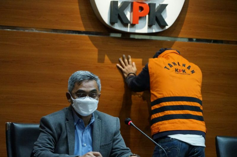 KPK limpahkan berkas perkara terdakwa suap RAPBD Jambi ke pengadilan