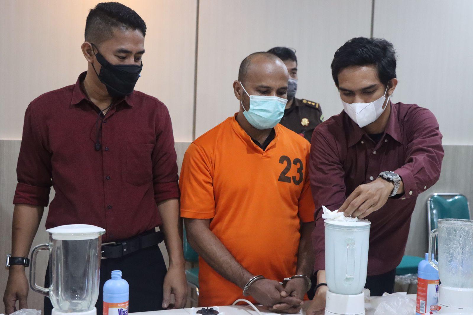 Polda Aceh musnahkan barang bukti sabu seberat 7 kg