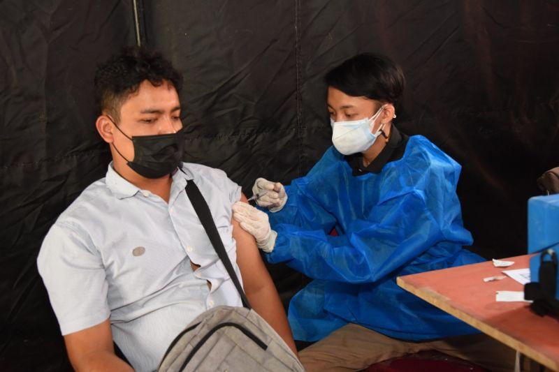 19,64 juta warga Jabar sudah divaksin dosis pertama COVID-19