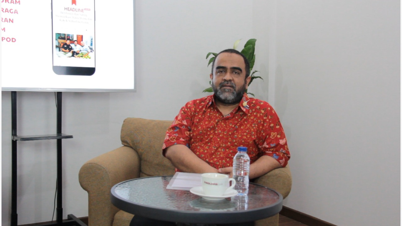 Inisiator GNK Habib Syakur: Pemberantasan radikalisme gunakan pendekatan `war rules`
