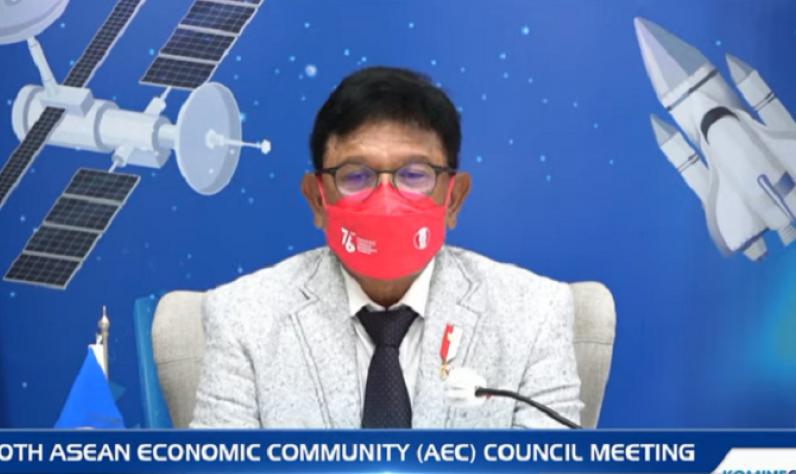 Menkominfo: Sinergi penting untuk wujudkan transformasi digital ASEAN