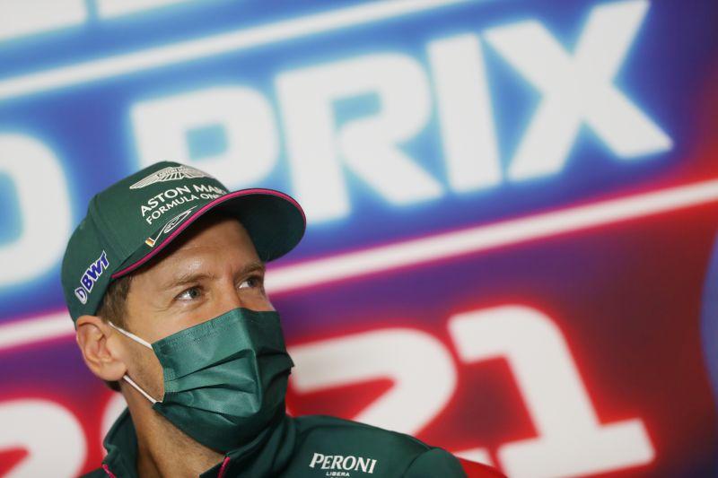 Vettel kena penalti grid di Austin menyusul pergantian mesin
