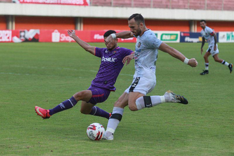 Spaso percaya diri Bali United bisa raih kemenangan atas Bhayangkara