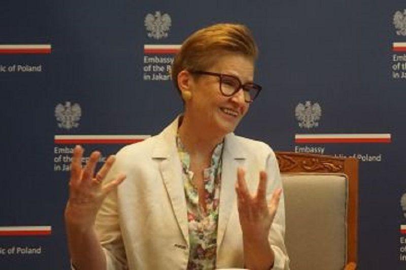 Polandia puji keberhasilan Indonesia turunkan kasus COVID-19