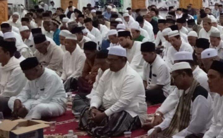 Pemda ikut partisipasi pada perayaan Maulid di tiga masjid di Kabupaten Aceh Utara