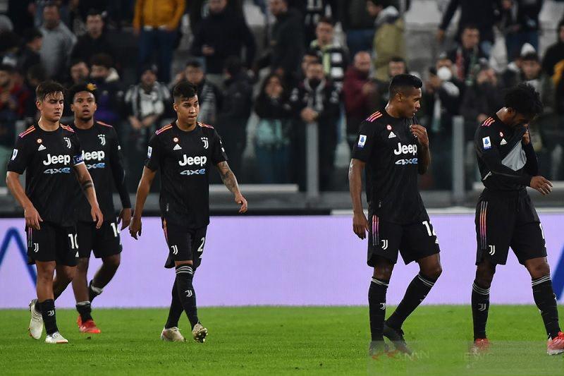 Juventus dipecundangi Sassuolo akibat kebobolan gol larut