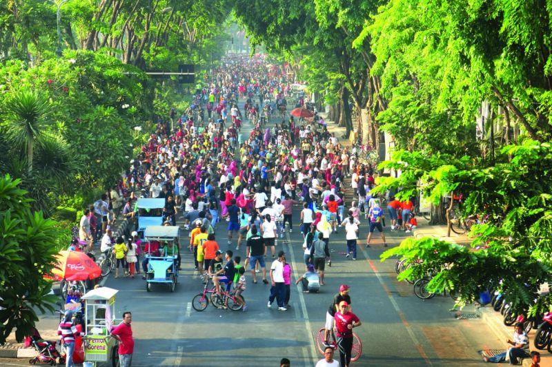 Surabaya kembali gelar kegiatan Hari Bebas Kendaraan mulai November