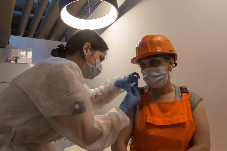 WHO masih memproses vaksin Sputnik V Rusia