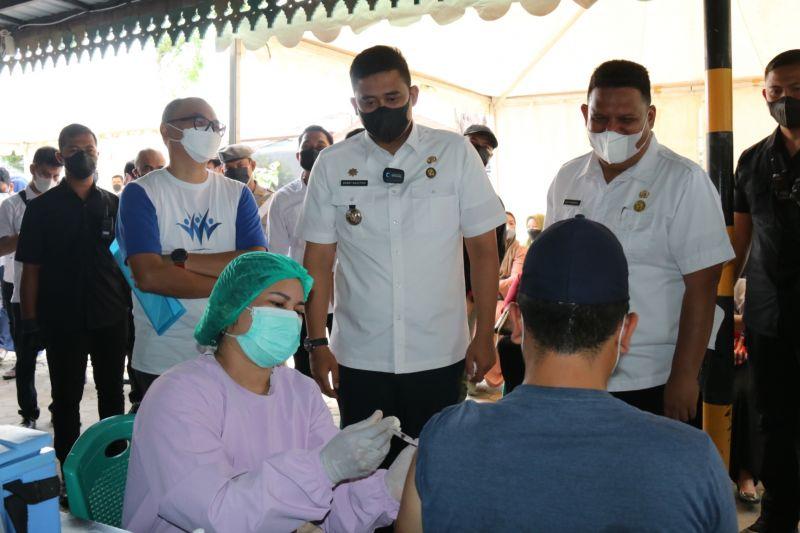 Akademisi: Strategi vaksinasi Medan untuk antisipasi gelombang ketiga
