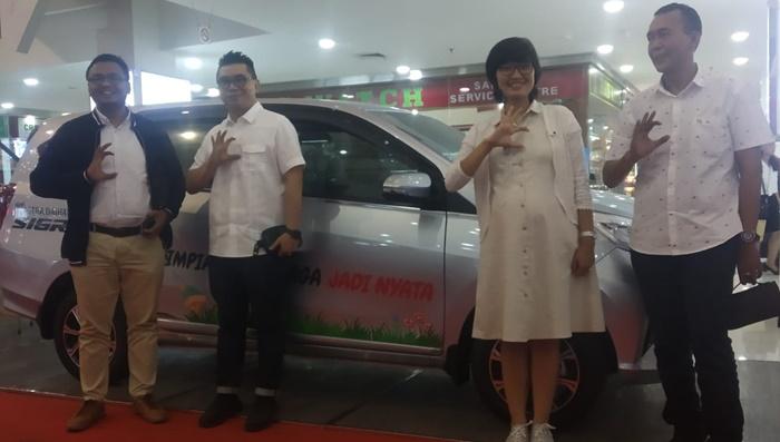 Penghujung tahun, Daihatsu luncurkan New Astra Daihatsu Sigra