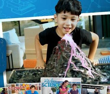 Tetap belajar dan berkreasi bersama Mola Kids di rumah