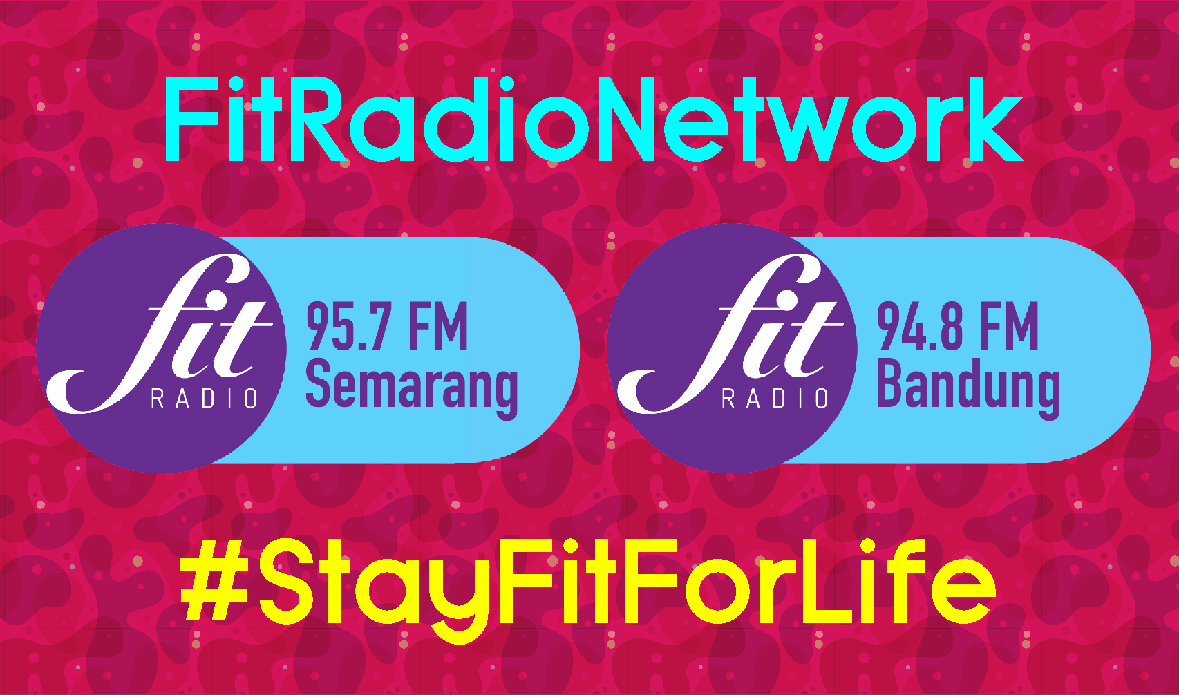 Siaran FitRadio di Bandung dan Semarang mulai diperhitungkan sebagai
