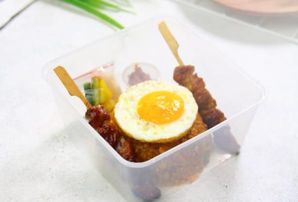 Catering diet dan sehat buat yang kerja kantoran