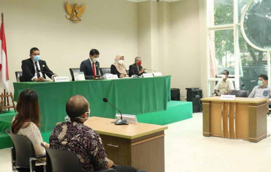 Sengketa Informasi Lelang, KI DKI menangkan Pemprov DKI Jakarta