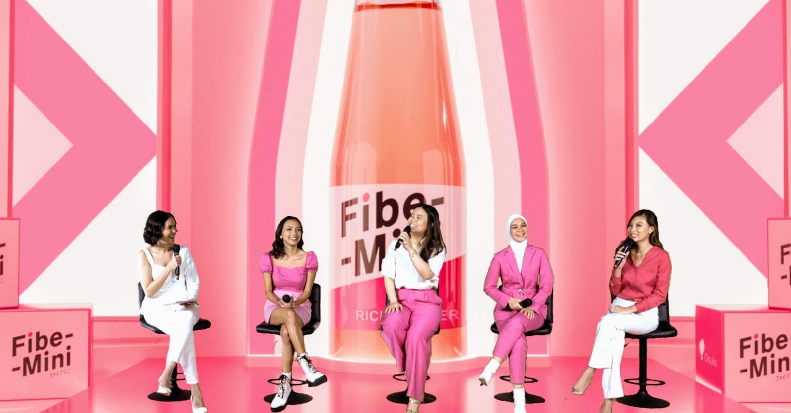 Penuhi kebutuhan serat, Fibe mini promosikan tren hidup sehat